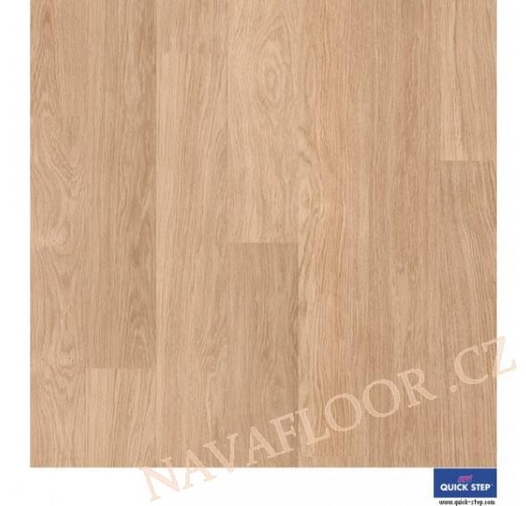 Quick-Step Eligna U 915 Bílé lakované dubové plaňky ZDARMA DOPRAVA