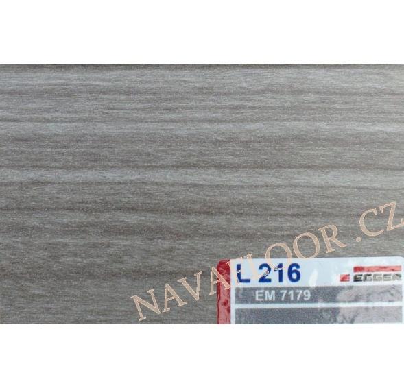 Soklová lišta Egger EMOTION - L 216 (15x60x2400 mm )