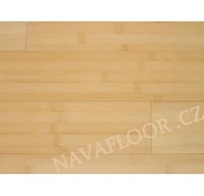 Bambusová masivní podlaha Horizontál přírodní - Affinis