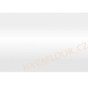 Přechod 40 mm kovový samolepící - Stříbro E01, délka 93cm
