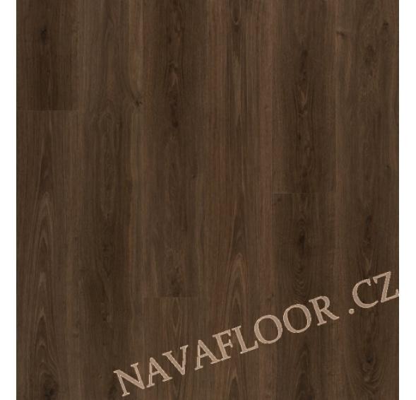 Quick Step Loc-Floor LCF 053 Dub rustikální tmavě hnědý prkno