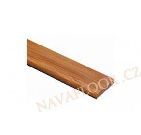 Soklová lišta bambus BM - 07 přírodní