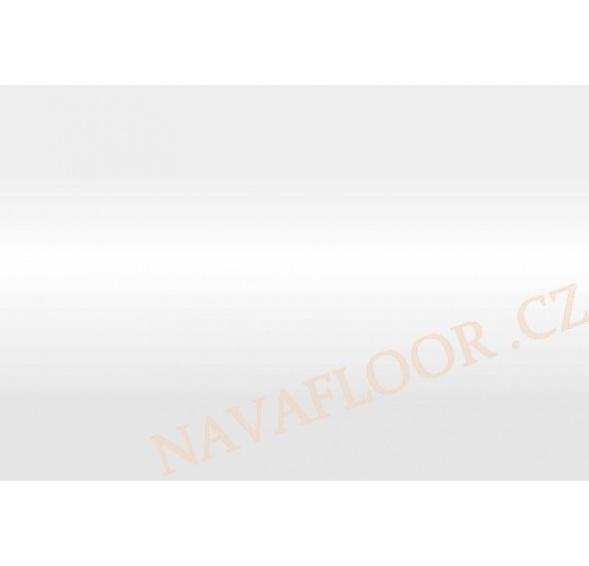 Přechod 30 mm kovový samolepící - Stříbro E01, délka 270cm