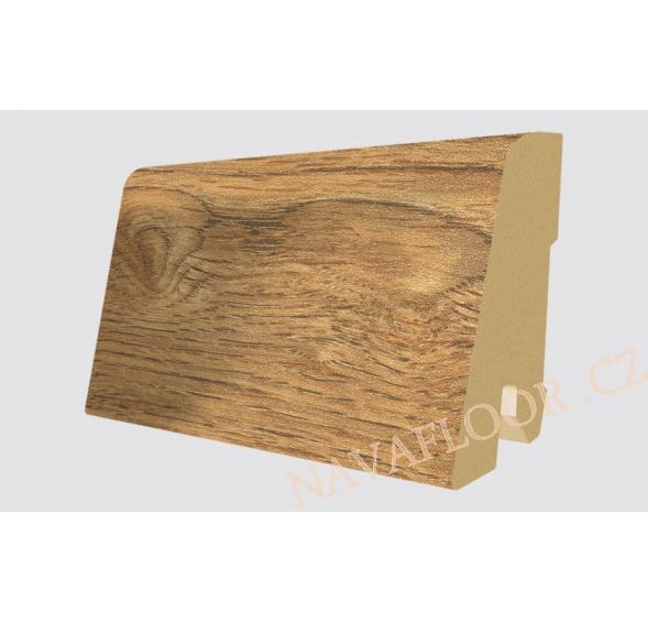 Soklová lišta Egger Classic 32 EPL096 Dub Grayson přírodní (17x60x2400 mm )