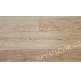 Třívrstvá dřevěná podlaha HOCO Dub Natur přirodní olej soklová lišta