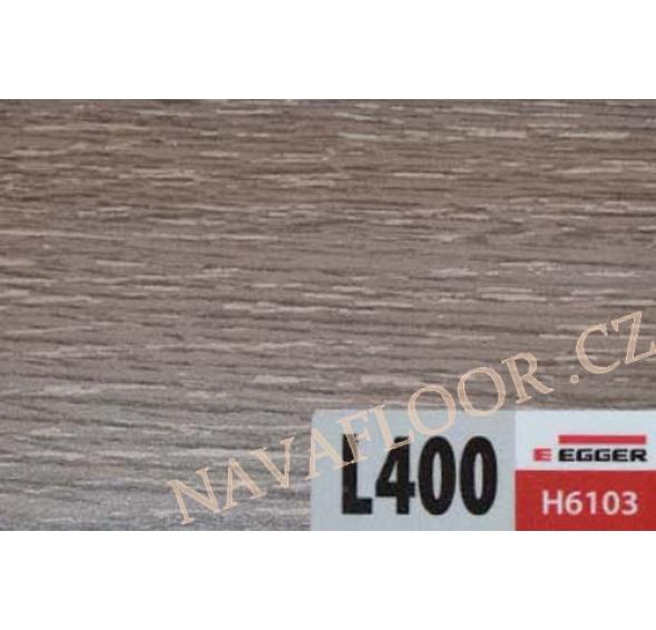Soklová lišta Egger L400