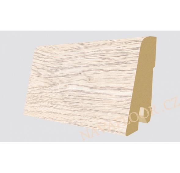 Soklová lišta Egger Classic 32 EPL045 Dub Newbury bílý (17x60x2400 mm )