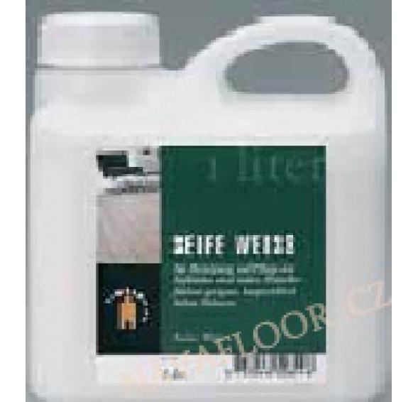 WOCA Mýdlový čistič na dřevěné olejované povrchy 1l - bělené podlahy