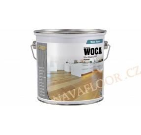 WOCA Tvrdý voskový olej 2,5l - přírodní