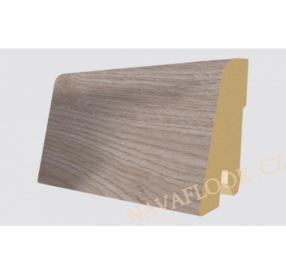 Soklová lišta Egger Classic 31 EPL054 Dub Admington světlý (17x60x2400 mm )
