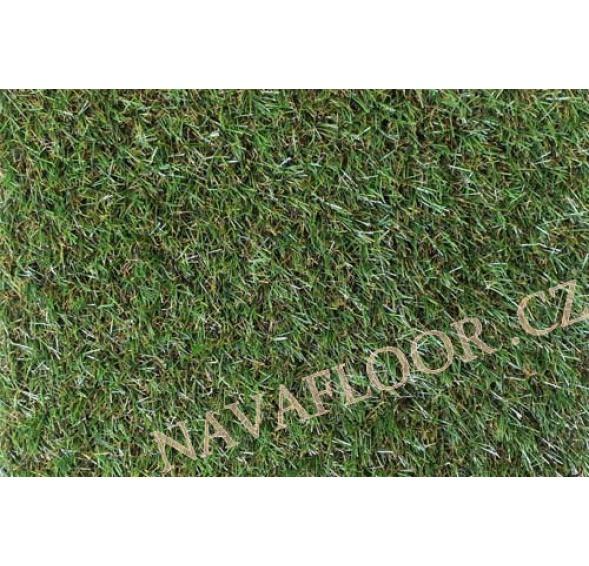 Umělý travní koberec Quinny 22mm DOPRODEJ