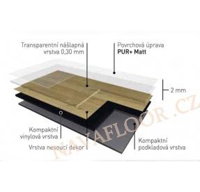 Gerflor Creation 30 Silver City 0373 610x610 MNOŽSTEVNÍ SLEVY A LEPIDLO ZA 1 Kč vinylová podlaha lepená