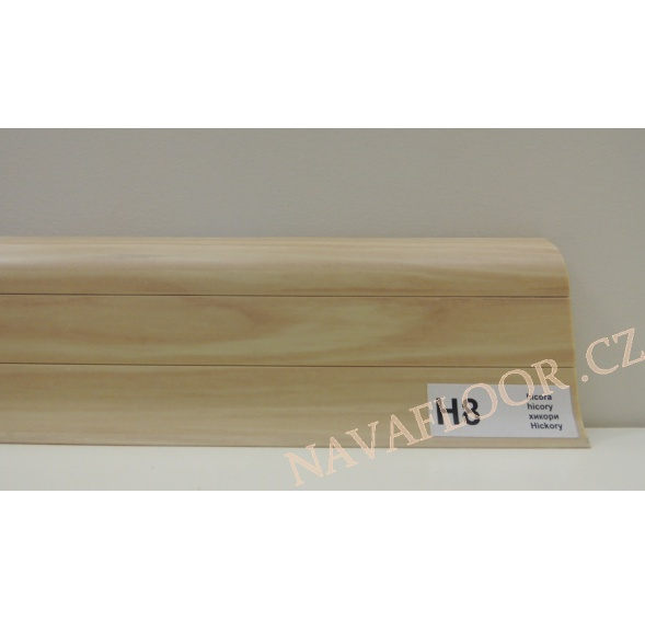 Plastová lišta PREXA 54 H8 hicora