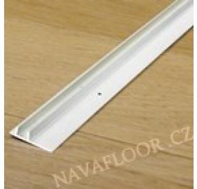 Quick-Step Plastová vodící lišta pro sokl 77x14x2400mm