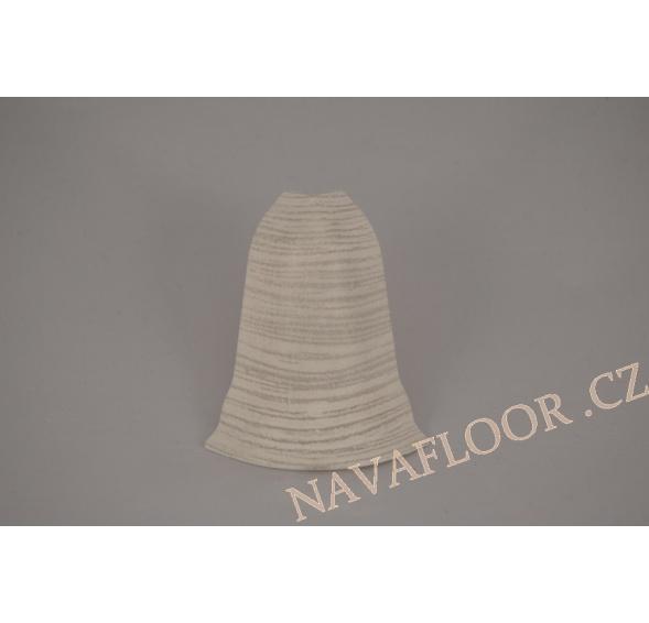 Roh (venkovní) k soklové liště SLK 50 W644 Borovice lesní