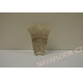 Kout (vnitřní) k soklové liště SLK 50  W463 Dub masala