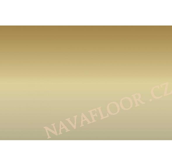 Přechod 40 mm kovový samolepící - Šampaň E02, délka 93cm