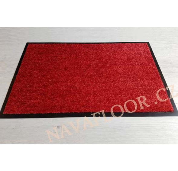 Vstupní rohož Tmavě červená 015 40x60cm