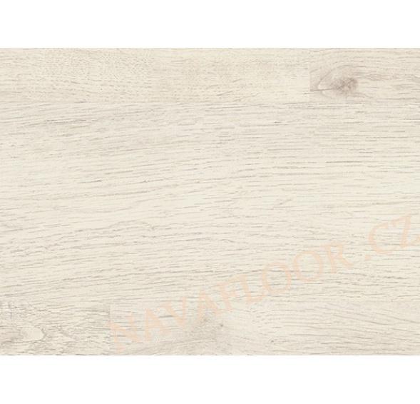 Egger Dub Cortina bílý laminátová podlaha