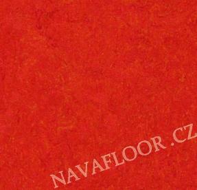 Marmoleum Click Scarlet 333131 30x30cm