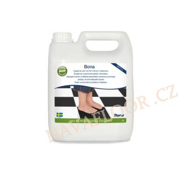 Bona Spray Mop Čistič na tvrdé podlahy - náplň 4l