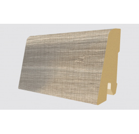 Soklová lišta Egger Classic 31 EPL036 bardolino eiche grau (17x60x2400 mm )