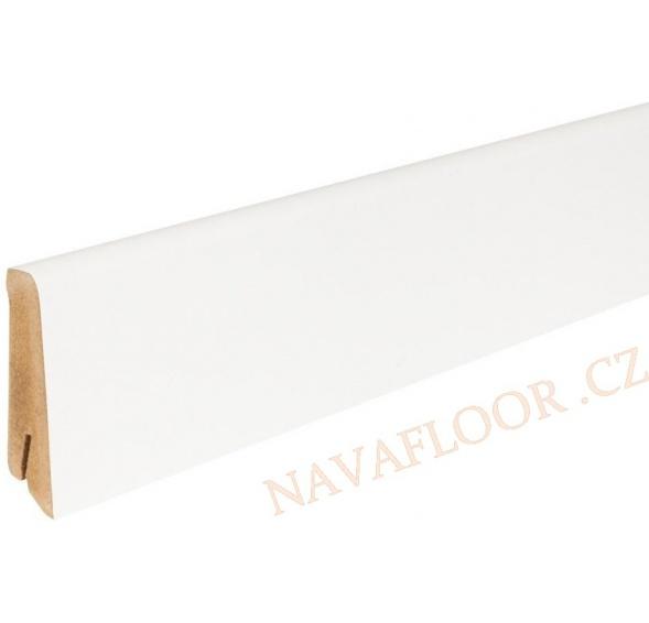 Soklová lišta Egger L 201 bílá 15x60x2400 mm