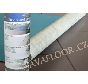 Univerzální podložka Floor Forever pod vinyl Click fixační podložka 1,5 mm