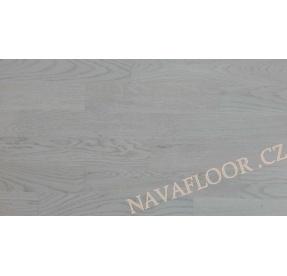 Dřevěná podlaha MAGNUM Dub bělený Vario 3 - lamela