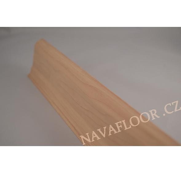Plastová soklová lišta SLK 50 Döllken W132 Javor Newport délka 2,5m / cena za bm