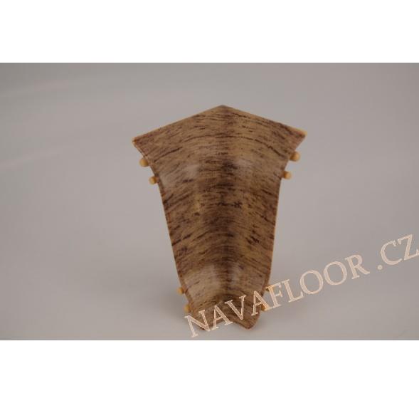 Kout (vnitřní) k soklové liště SLK 50 W175 Panga