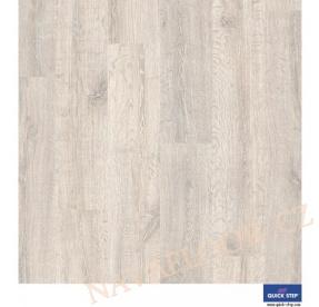 Quick Step Classic CL 1653 Dub starý s bílou patinou laminátová podlaha