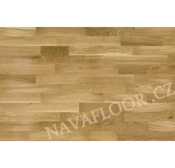 Dřevěná podlaha Dub Standard / Copenhagen  3 - lamela Barlinek