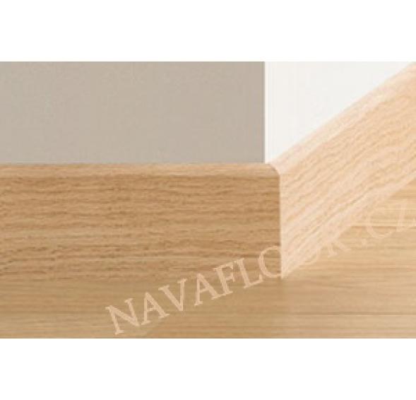 Quick-Step Soklová lišta Standardní 58x12x2400mm k vinylovým podlahám Quick Step