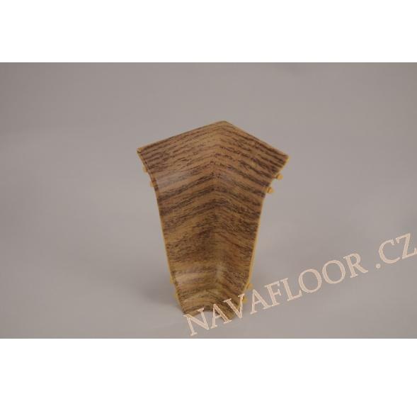 Kout (vnitřní) k soklové liště SLK 50 W473 Pinie sicilská