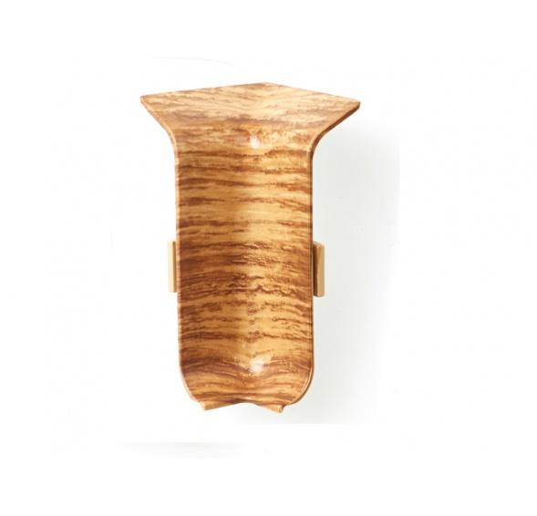 Roh vnitřní k plastové soklové liště Fatra 52x12mm