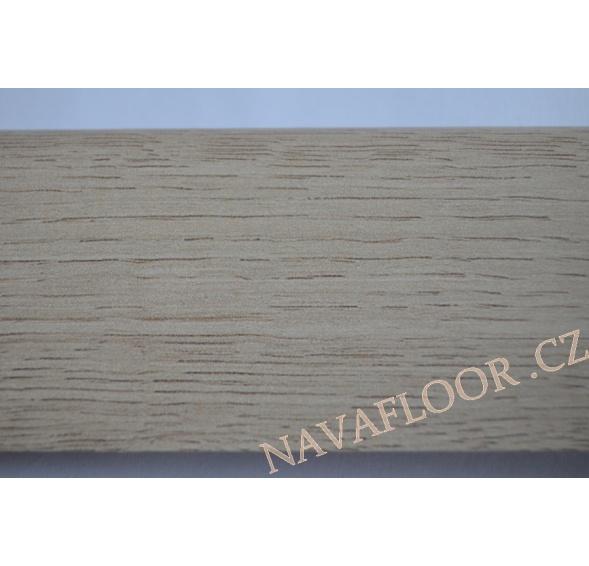 Soklová lišta Fatraclick Dub cer modrý 7301-6