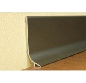 Soklový hliníkový profil 40mm délka 270cm E02 ŠAMPAŇ Q63-2702 2
