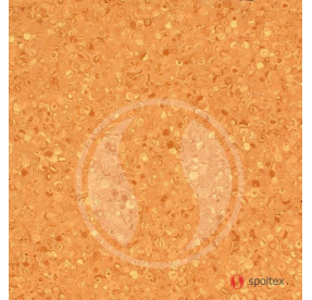 homogenní vinyl Fortis orange - oranžový  DOPRODEJ 40 m2