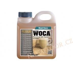 WOCA Pečující olej - neutral 1L (bezbarvý)