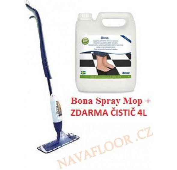 Bona Spray Mop + čistič