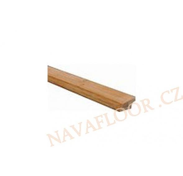 Soklová lišta bambus BM - 04 káva