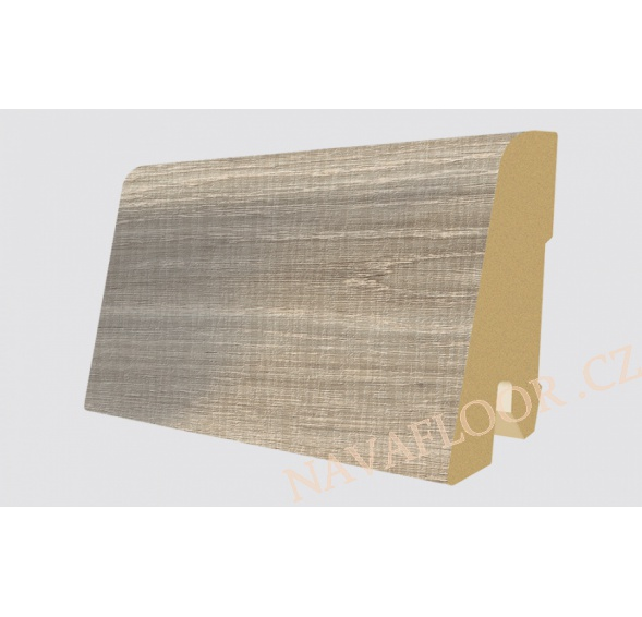 Soklová lišta Egger Classic 31 EPL036 Dub Brandolino šedý (17x60x2400 mm ) L386