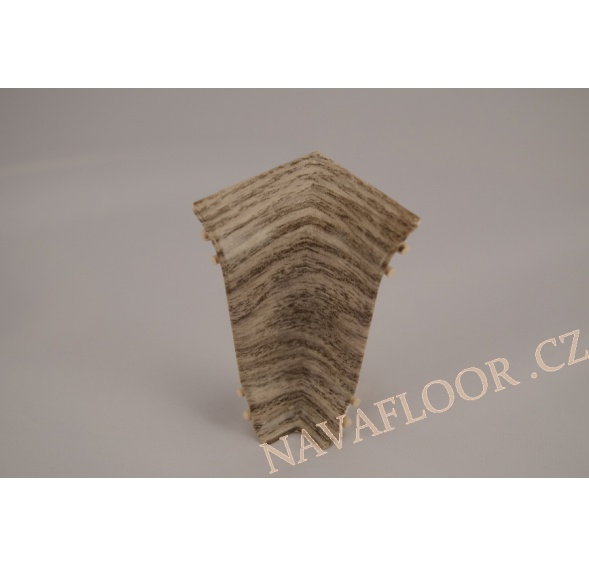 Kout (vnitřní) k soklové liště SLK 50 W471 Pinie abruzja