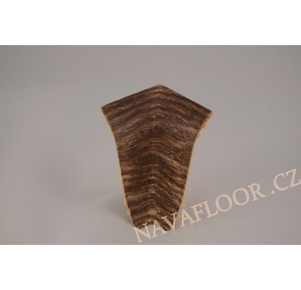 Kout (vnitřní) k soklové liště SLK 50 W479 Dub korsický