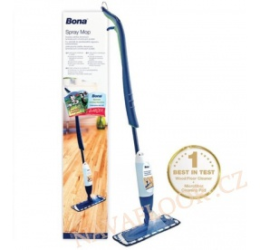 Bona Spray Mop na dřevěné podlahy ZDARMA ČISTIČ 650ml