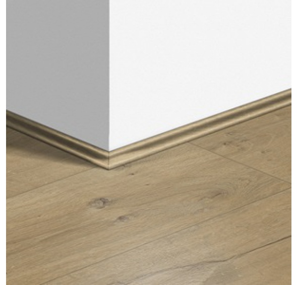 Quick-Step Soklová lišta Kvadrant 17x17x2400mm