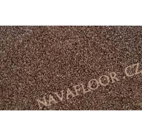 Bellagio Betap 93 tmavě hnědá bytový koberec