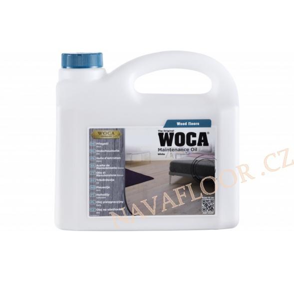 WOCA Pečující olej - extra bílý 1l