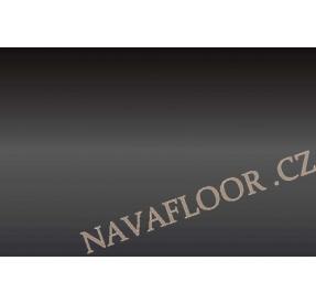 Přechod 30 mm kovový samolepící - Bronz E03, délka 270cm